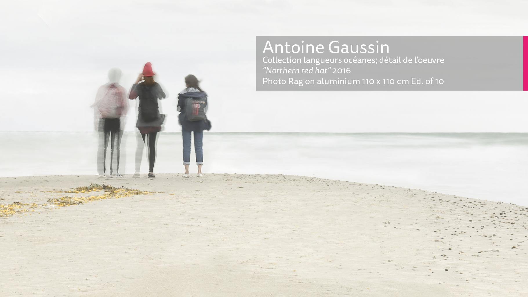 """Antoine Gaussin - Photographie - Collection """"Langueurs Océannes"""" Détail de l'oeuvre"""